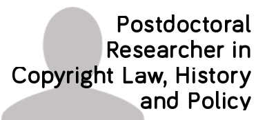 CREATe Postgraduate Researcher in Copyright Law, History and Policy