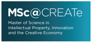 MSc@CREATe Logo