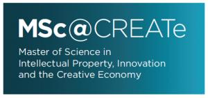 MSc@CREATe Logo