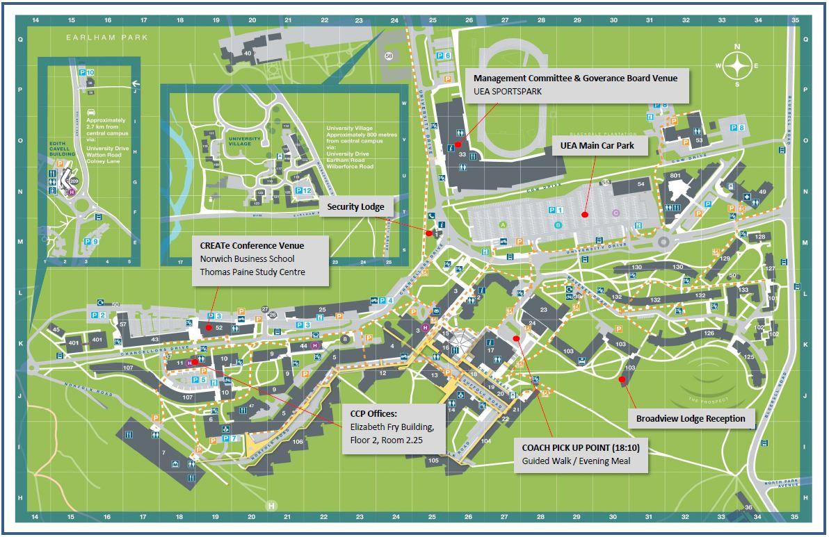 Uea Campus Map 2015 01 16 13_07_19 UEA Campus Map – CREATe Conference 4 2 15 5 2