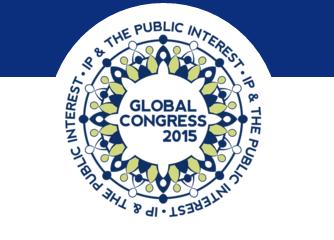 Global IP Congress 2015