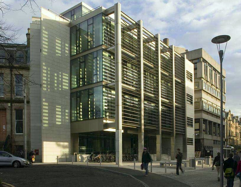 The Department of Computing Science at university of Glasgow