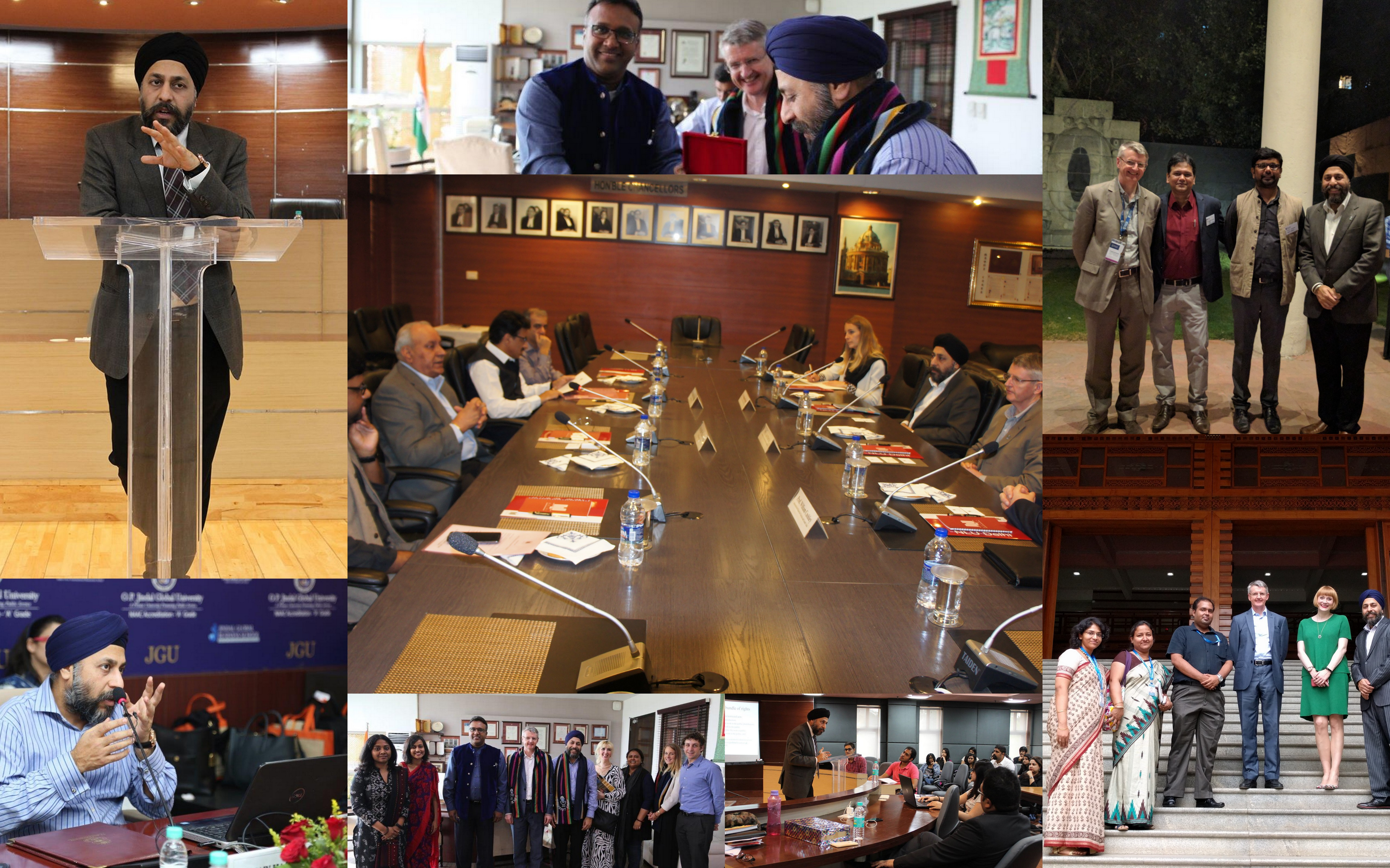 xIndia Nov Trip 2016 Collage