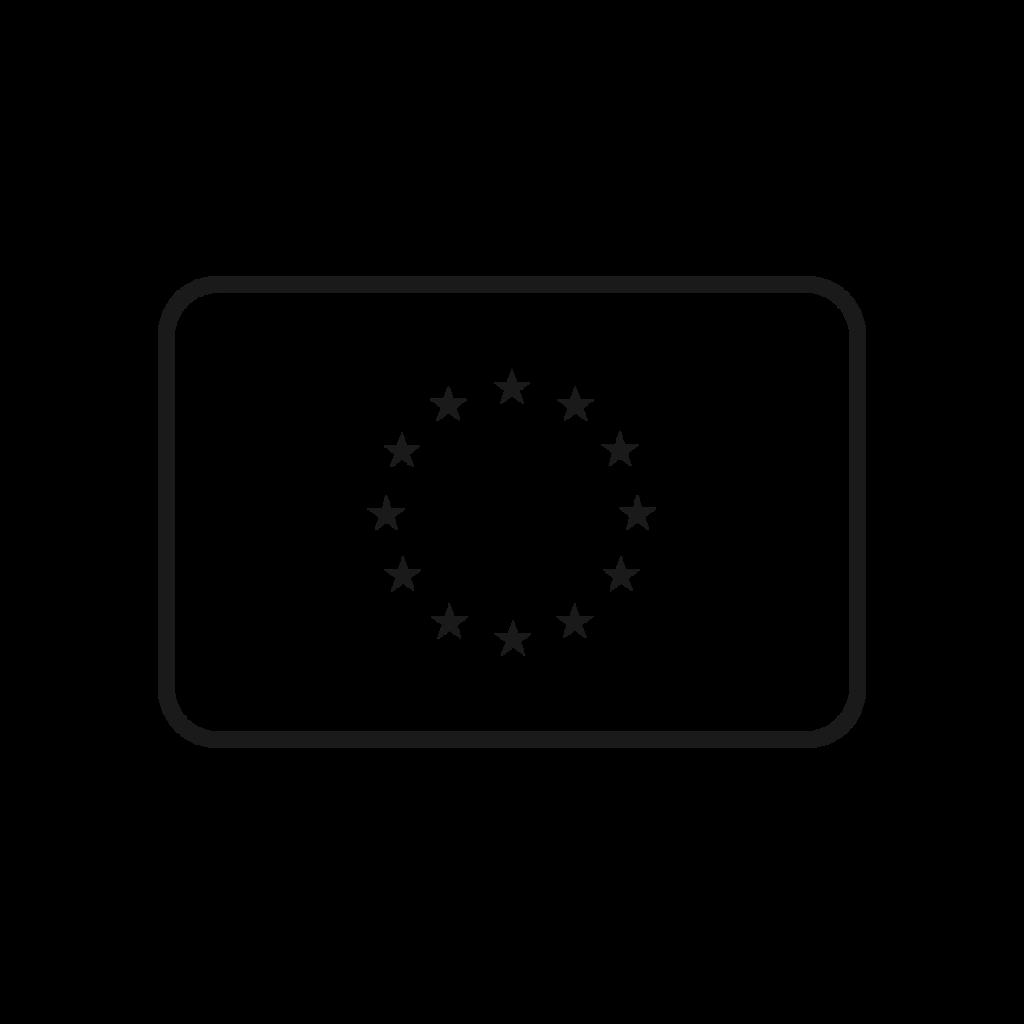 EU Logo Outline