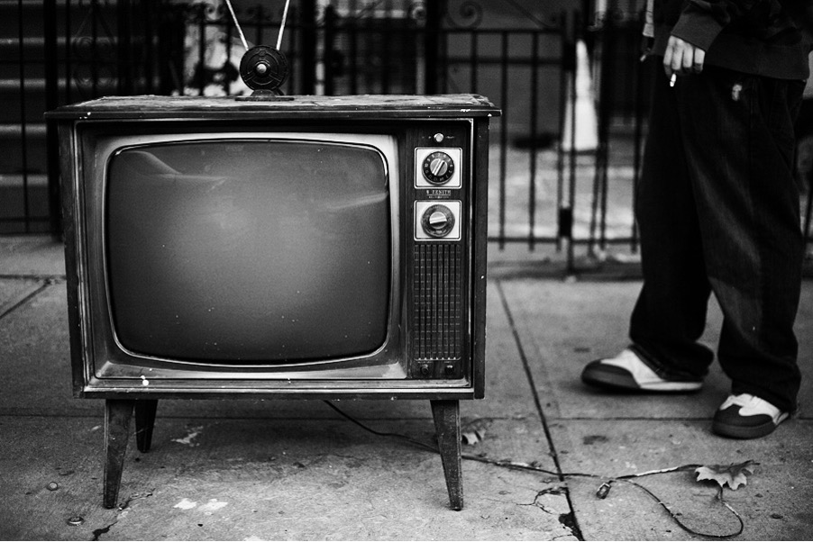 """""""my new television set"""" by brandon king is licensed under CC BY-NC 2.0"""
