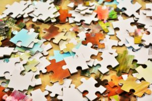 pieces of puzzle