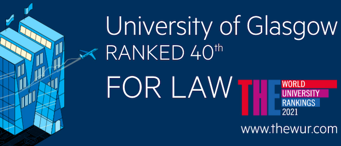 Ranked 40 for law